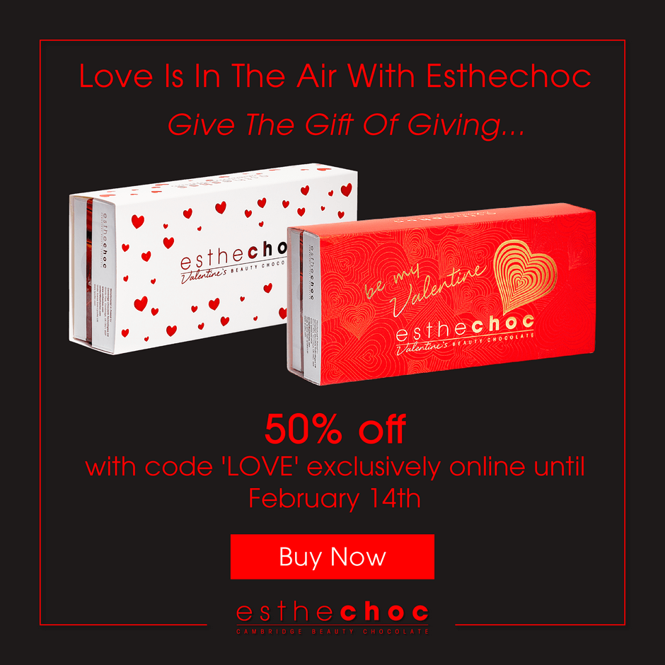 Love is in the air with esthechoc